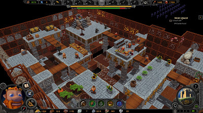 Free Download A Game of Dwarves PC Game Full Version Screenshots 1