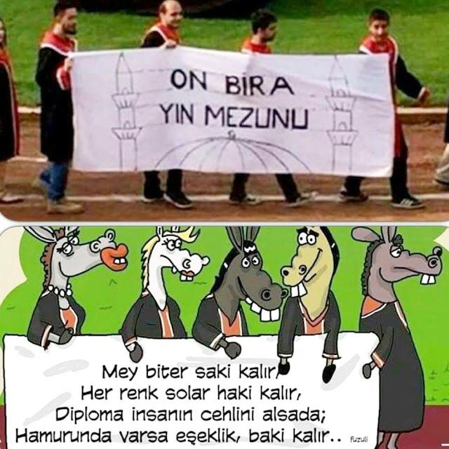 On Bira Yın Sultanı Odtü Pankart