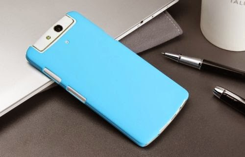 Slim Premium Hard Back Shell Case Cover For OPPO N1 mini Accessories
