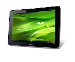 Review Acer Iconia Tab A700 Tablet Specification
