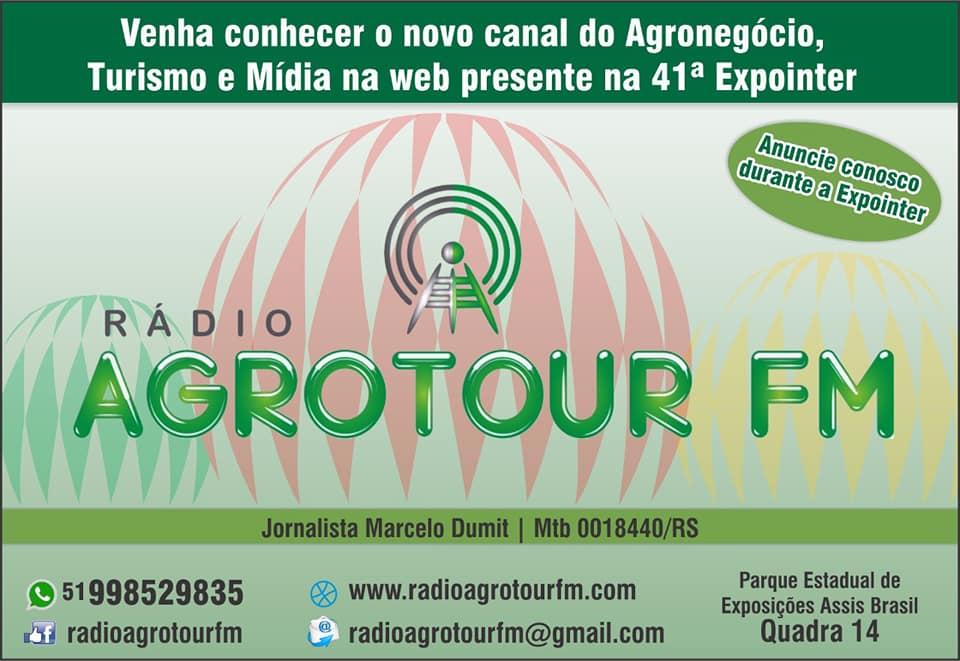 RADIO AGROTOUR FM EXPOINTER
