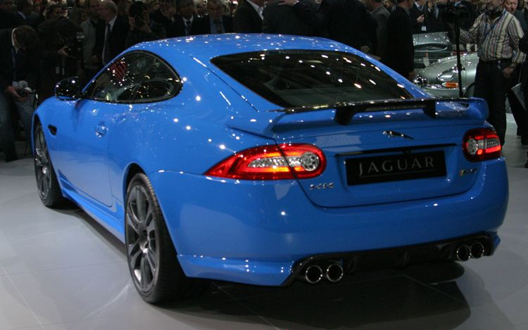 Car Models com  2011 Jaguar XKR