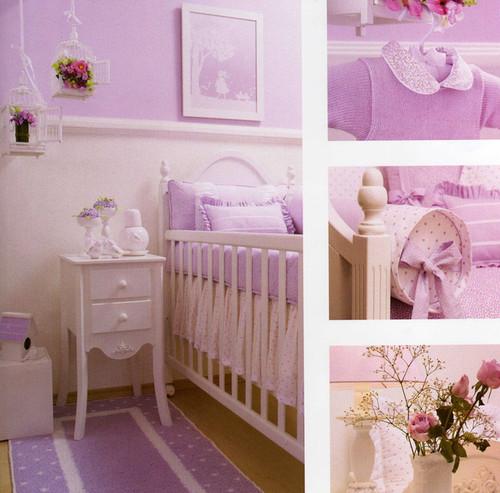 decoracao de jardim para quarto de bebe:Quartos de Bebé Alexandra Abujamra ~ Decoração e Ideias – casa e