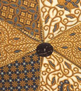 Pengelompokan Warna Batik