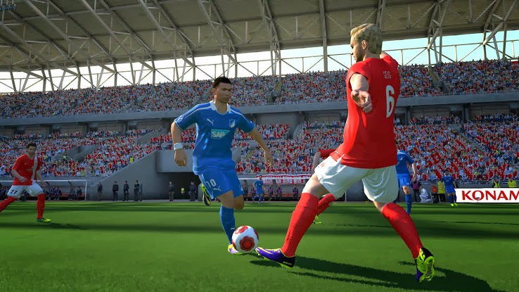 pro evolution soccer 2014 all patches and fix problems daily updates igggames. Black Bedroom Furniture Sets. Home Design Ideas