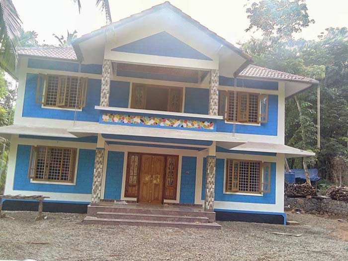1800 sq ft beautiful kerala style home design 22 lakhs for 1800 square foot house