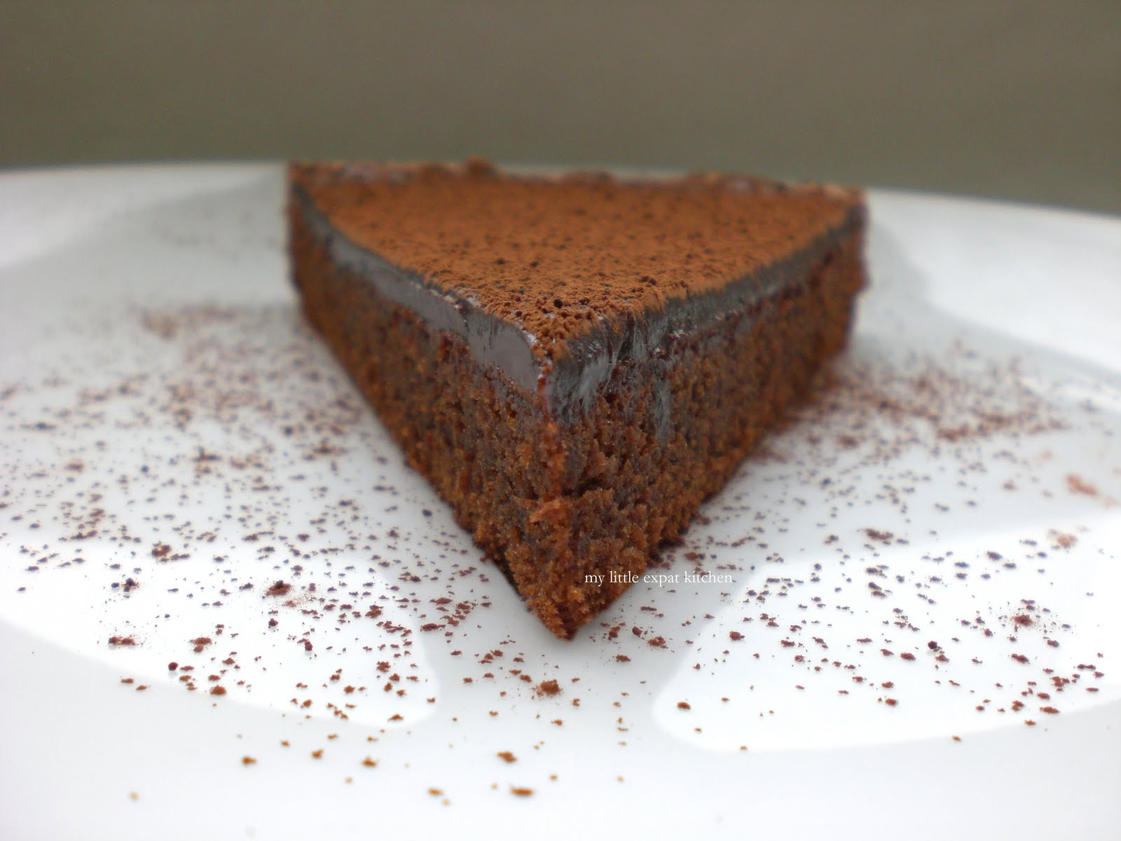 Kala Stefana On A Cake