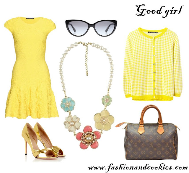 Good girl set, Fashion and Cookies
