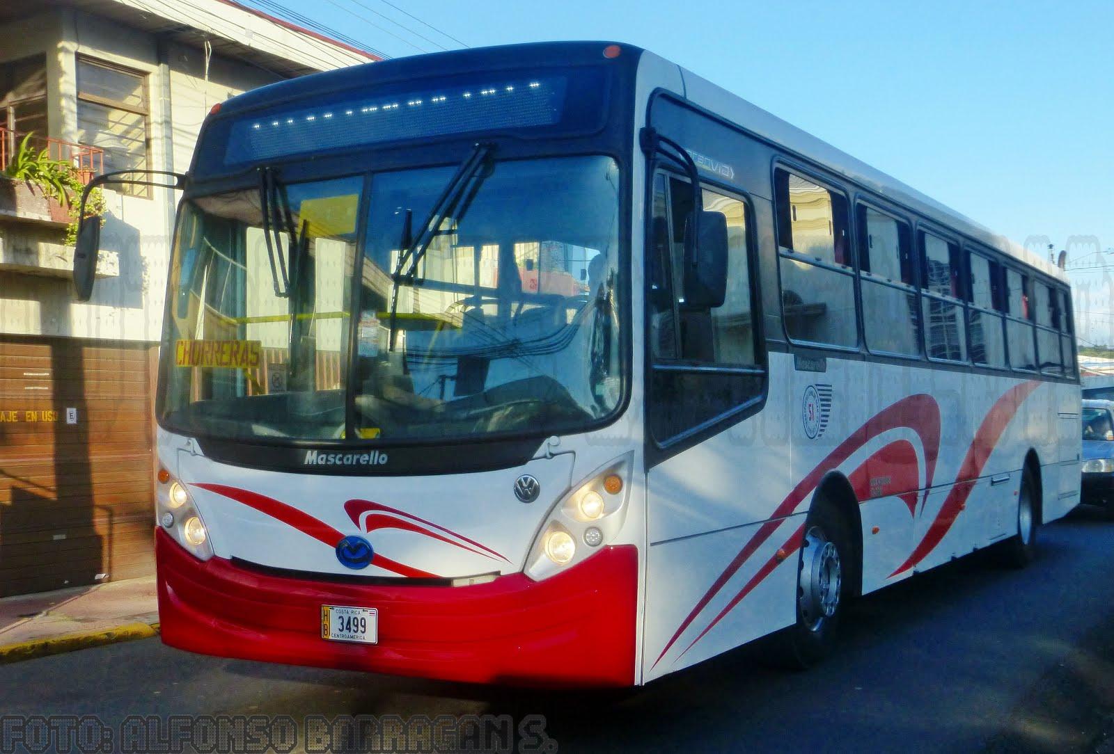 Autobuses de Heredia