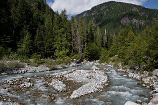 Best Places to See in BC, Pondor Creek