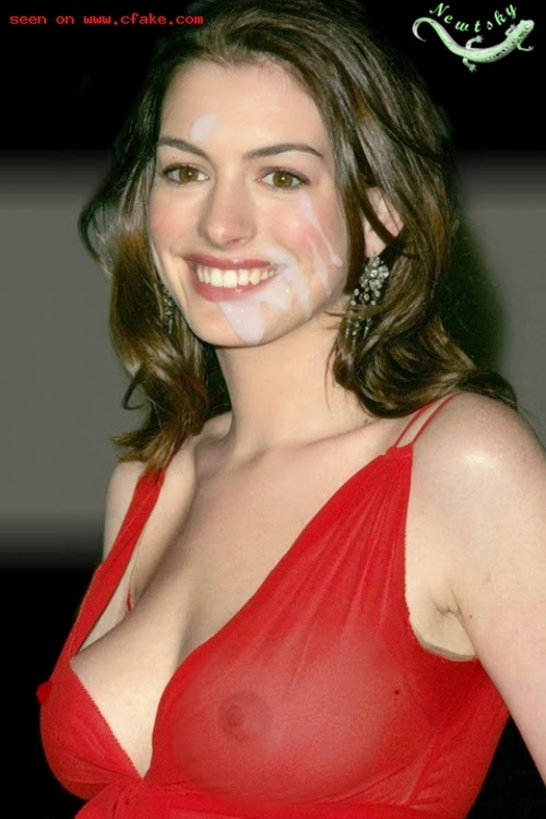 fakes Anne hathaway