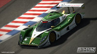 Aquila CR1 Sport para GTR3 4