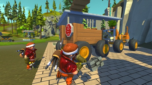 Scrap Mechanic - PC (Download Completo em Torrent)