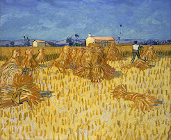 Harvest in Provence