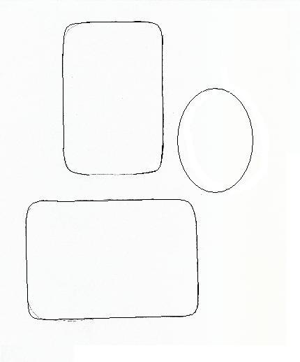 OrangeCitrus Uno Card Plushie Template - Uno card template