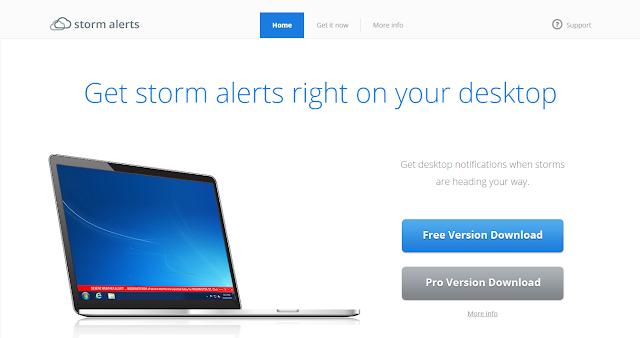 Storm Alerts