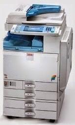ماكينة تصوير مستندات الوان ريكو mpc 2500