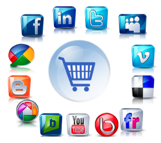 HOW SOCIAL MEDIA IMPACTS SHOPPING IN INDIA?