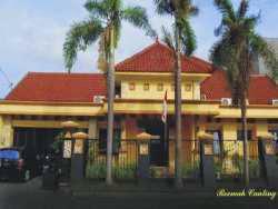 Hotel di Kota Baru Jogja - Roemah Canting Yogyakarta Homestay