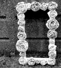 Kerajinan Tangan Dari Koran Bekas, Bunga Mawar Dari Koran Bekas 5