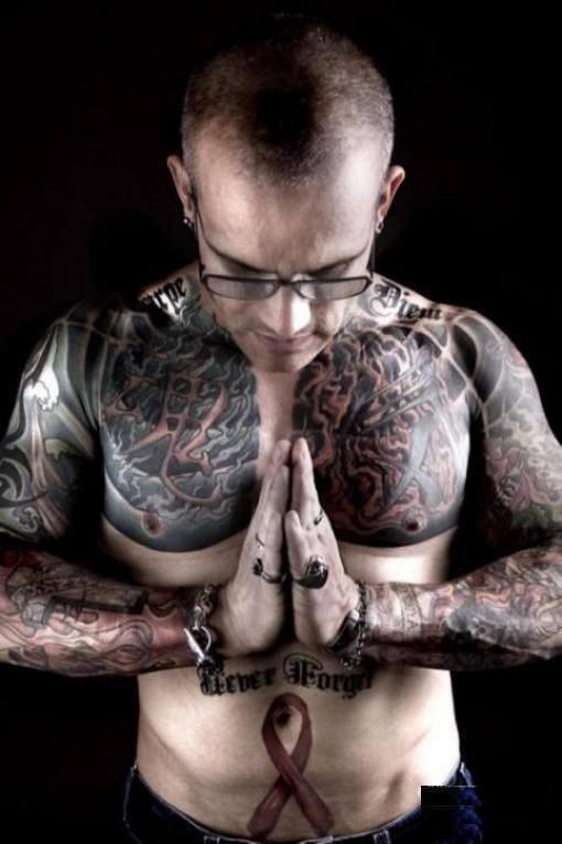 Fashion World Chest Tattoo World
