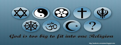 Couverture Facebook Religion