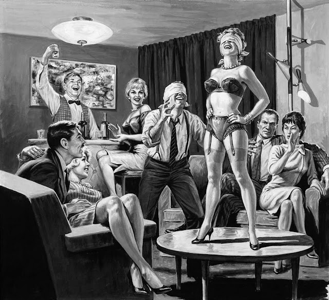 pulp illustration