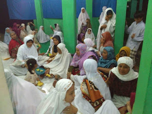 Suasana Ramadhan di Masjid Al-Barkah