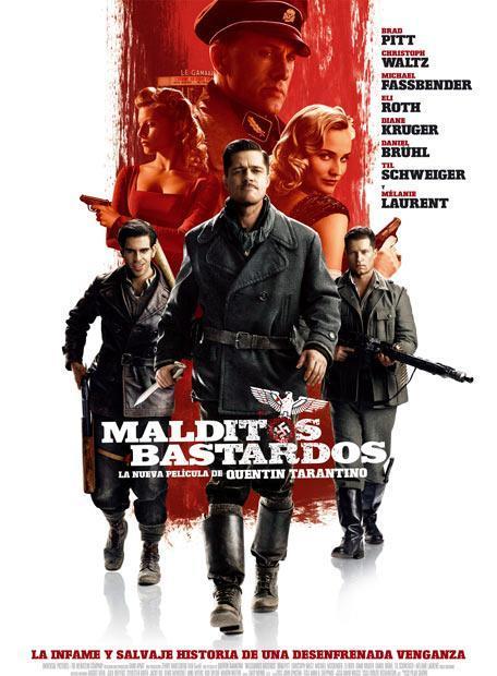 Bastardos Sin Gloria [2009] [BBRip] [Subtitulada]