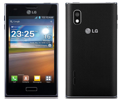 LG Optimus L5 Launch release available europe asia america france germany