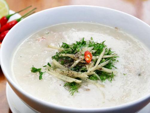 Download Picture Chao Ca recipes From Vietnamese