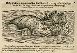 Zoología monstruosa del siglo XVI: Konrad von Gesner, Historia Animalium, 1551