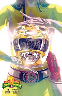 Power Rangers #0