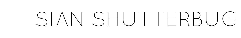 Sian Shutterbug