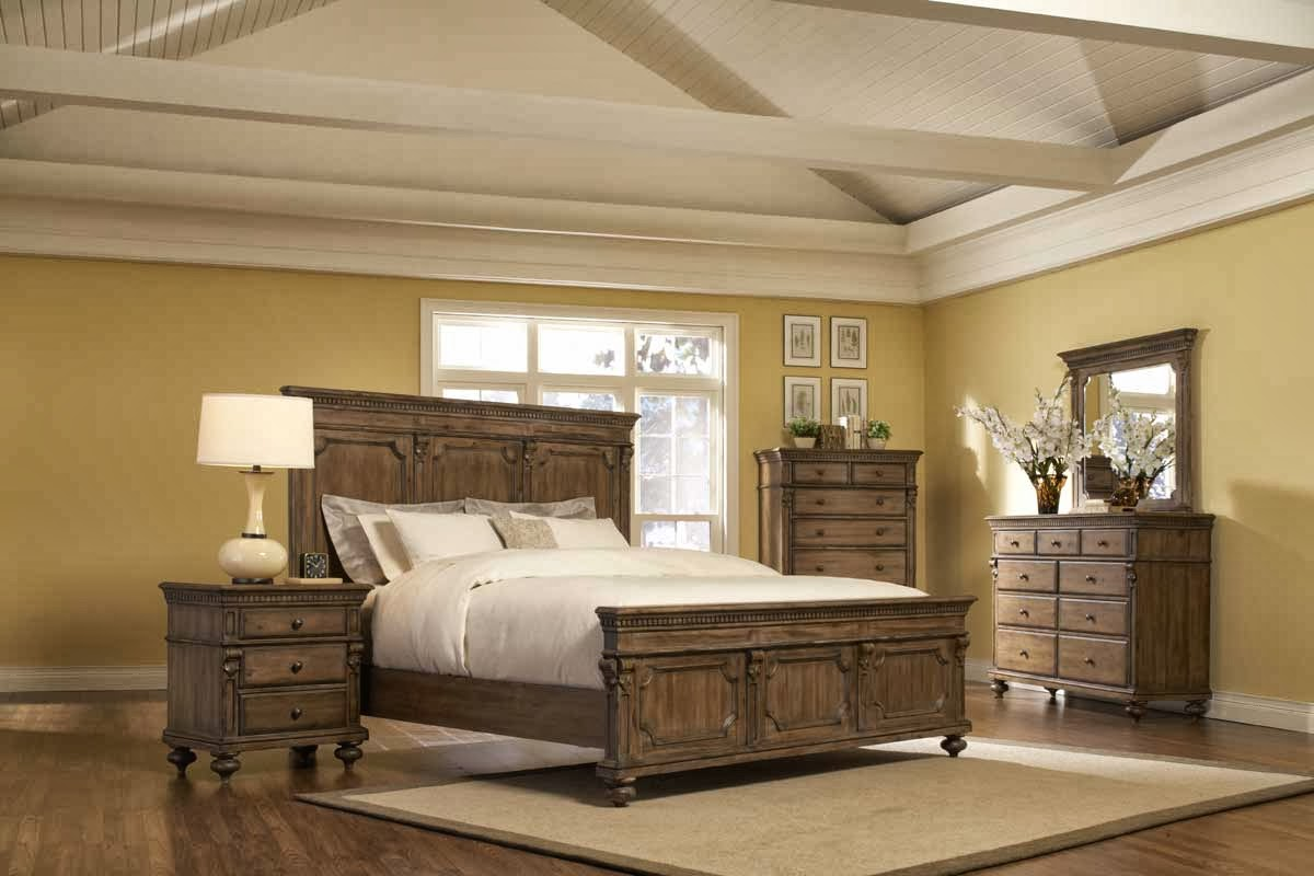 Restoration Hardware St. James Bedroom Collection
