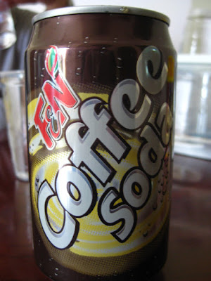 carbonated coffee soda in indonesia