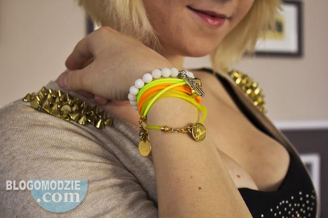 bransoletki by dziubeka i neuf bracelets