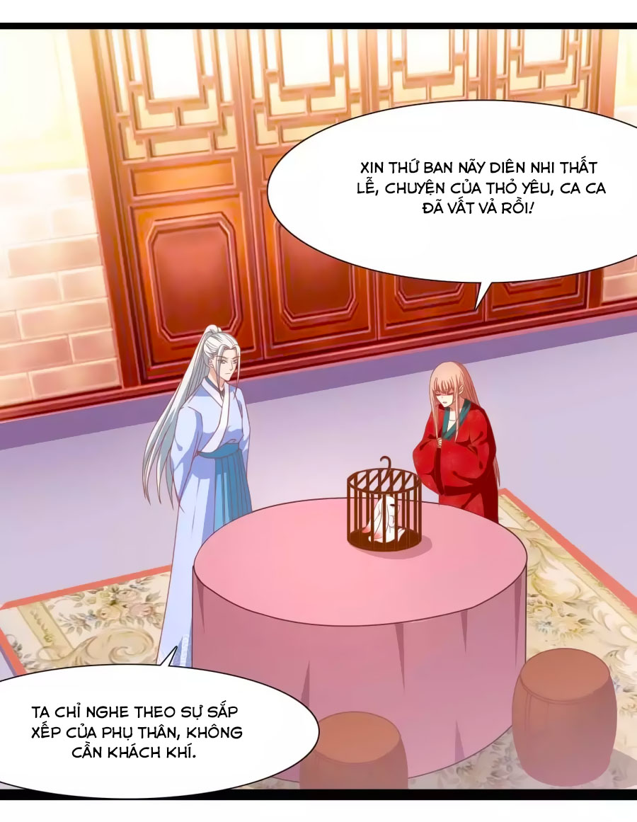 Thỏ Yêu Tiểu Vương Phi chap 41 - Trang 15