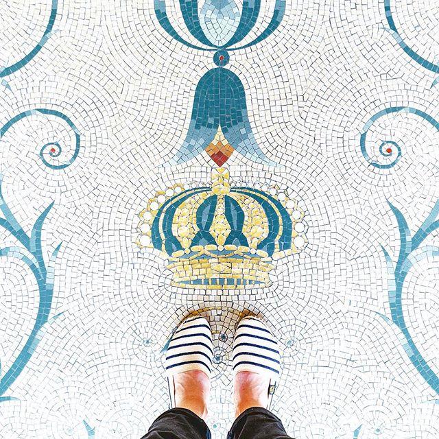 Parisian Floors mosaics