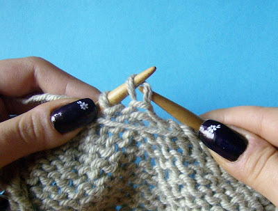 The Dude Who Knits