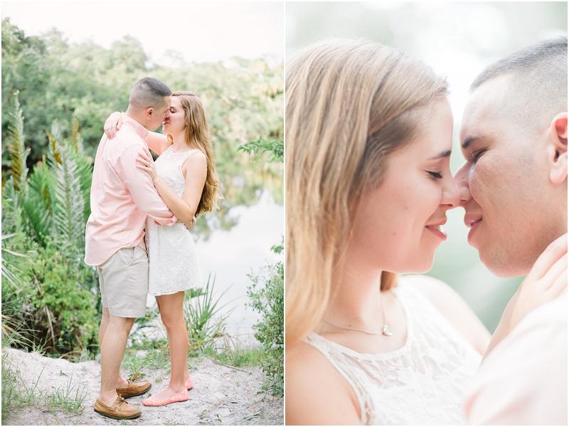 south florida engagement photos