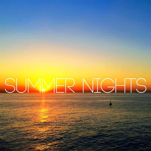 Kaskade & The Brocks - Summer Nights - Single Cover