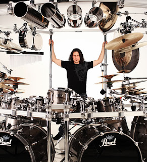 Mike Mangini,Drummer Dream Theater