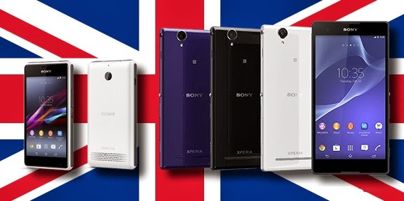 UK shelves will get the Xperia E1 and Xperia T2 Ultra this spring