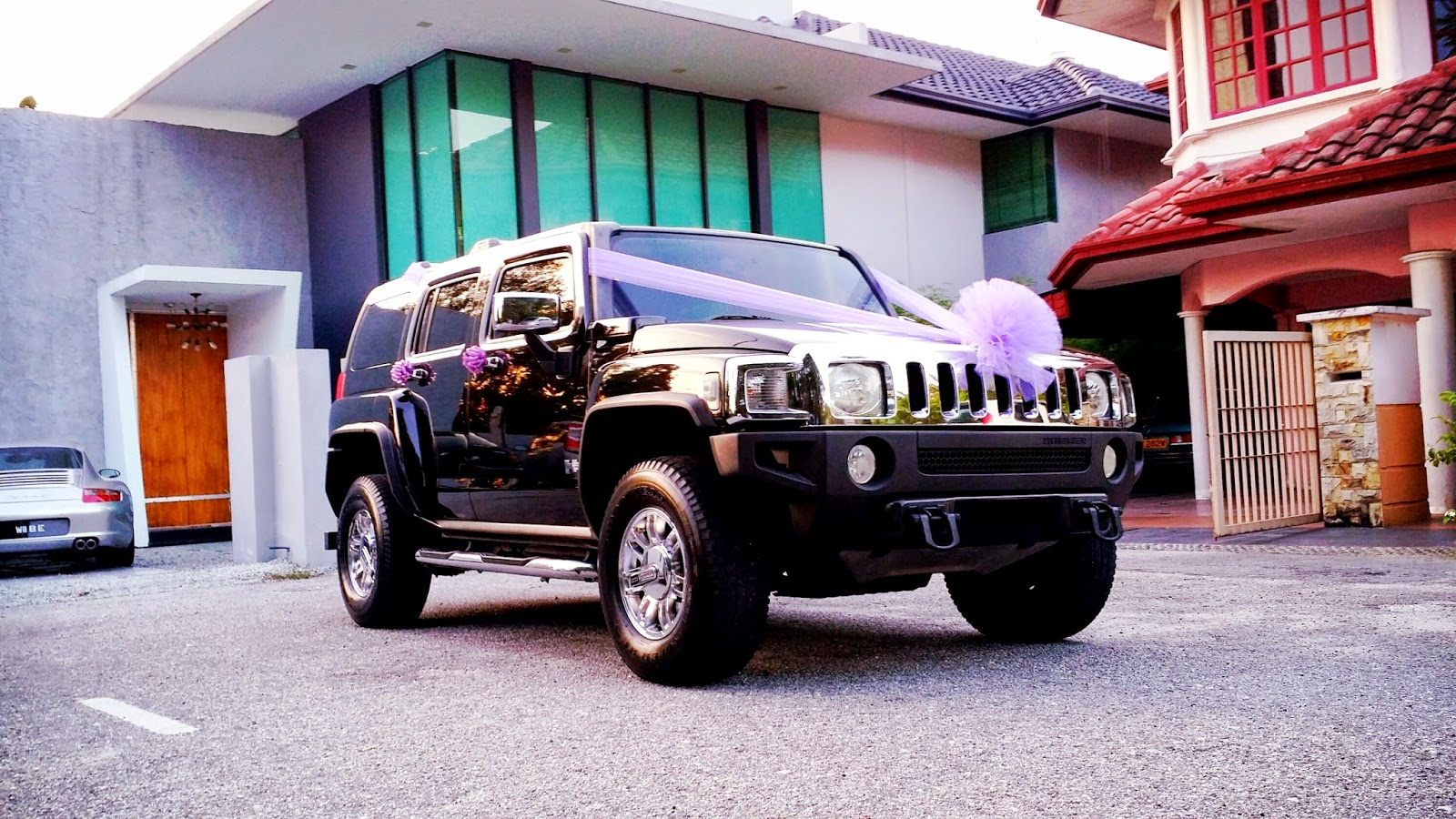 redorca malaysia wedding and event car rental hummer h3