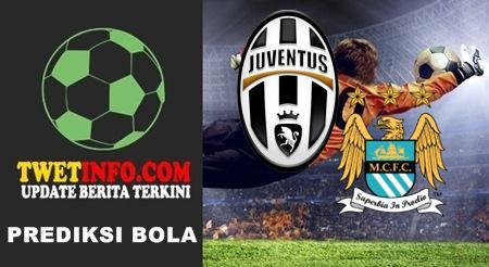 Prediksi Juventus FC vs Man City