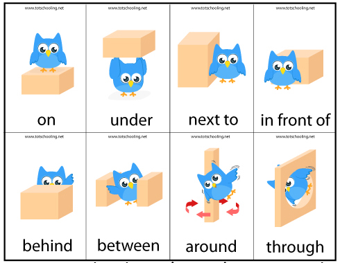 Worksheets Pic On Preposition motor skills preposition game totschooling toddler and with free printable