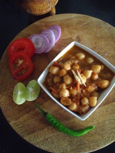 Channa batura recipe