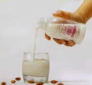 jual susu almond untuk kesehatan