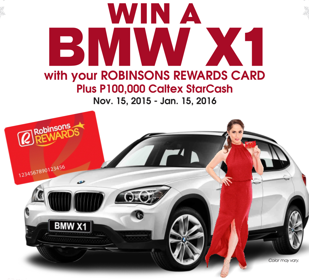 Exciting and Meaningful Promotions from Caltex and Robinsons